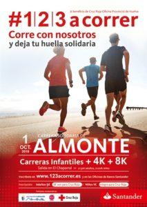 I Carrera Solidaria Santander de Almonte