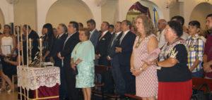 Misa en Honor a Nuestra Señora la Virgen de las Mercedes