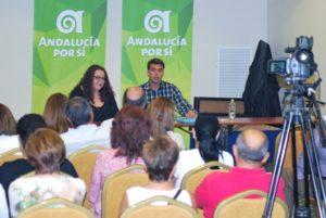 Andalucía por sí presentó en Isla Cristina su proyecto político con amplia participación