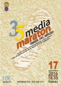 El Circuito Provincial de Gran Fondo vuelve este fin de semana con la Media Maratón Virgen del Reposo