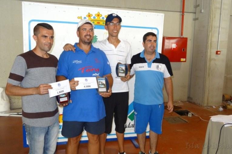 Imágenes del Torneo Internacional de Petanca 2016 celebrado en Isla Cristina