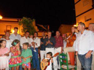 La Casa «El Tintineo» Canta la Salve de Isla Cristina!