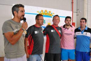 Un equipo francés gana el IV Open Internacional de Petanca de Isla Cristina