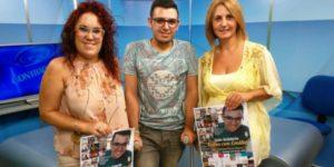 sla Cristina celebrará una gala para ayudar al joven Emilio López