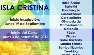 Isla Cristina pone en marcha la temporada de Escuelas Deportivas Municipales