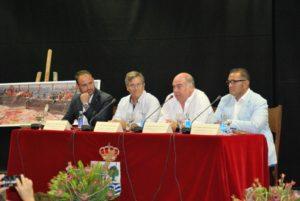 Se inaugura el Encuentro de Capitanes de Almadraba en el CIT-GARUM de Isla Cristina