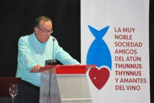 Pregón del Atún, homenaje a conserveros isleños y exposición pictórica en la Semana del Atún de Isla Cristina