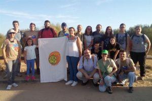 Constatan la tendencia de recuperación de camaleones comunes en el sistema dunar de Islantilla e Isla Cristina