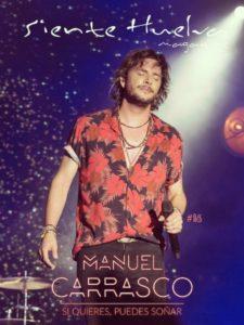 Manuel Carrasco invita a sentir Huelva en septiembre desde la revista digital del Patronato