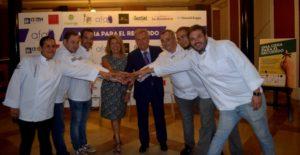 'Una cena para el recuerdo', alta gastronomía onubense a beneficio de los enfermos de Alzheimer