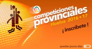 Últimos días plazo de inscripción para las competiciones provinciales 2016/2017 de 'baloncesto'