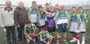 El Andaluz de Fútbol-7 para Discapacitados Intelectuales se jugará en La Línea