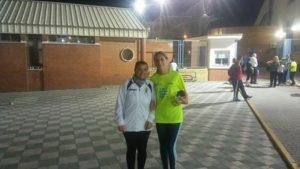 José Luis Ferrer y Lidia Rodríguez ganan la Nocturna de Huelva