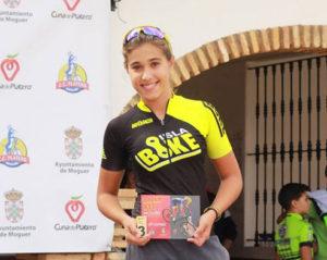 Raquel Pérez Campeona Media Maratón Circuito Diputación BTT