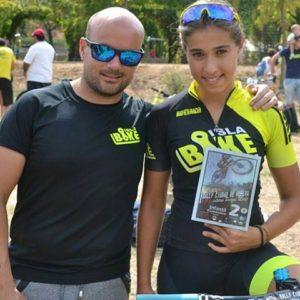 Nuestra campeona Marta Núñez a por el pódium del Rally de Moguer