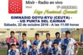 Salida a Ceuta de la Punta Juvenil de Liga Nacional