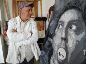 El Artista Isleño Miguel Ángel Concepción, participará en la Feria de Arte Contemporáneo de Sevilla