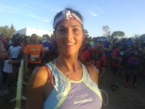 Helder Silva y Marta María Quiñones Campeones de la I Copa Onubense de Trail