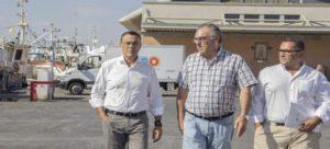 La Mesa de la Pesca acuerda en Isla Cristina la búsqueda de nuevas vías de comercialización...