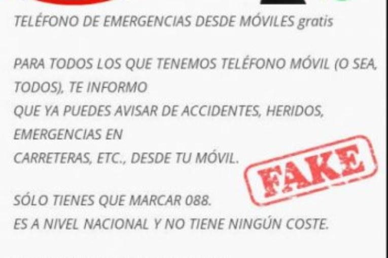 La Guardia Civil alerta de un nuevo timo que circula por Whatsapp