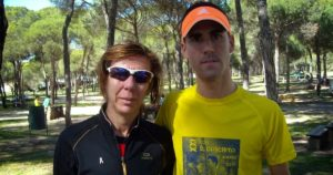 Andivia y Galán vencedores en Bollullos de la carrera contra el Alzheimer