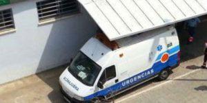 Agreden a un celador conductor en el centro de salud de Isla Cristina