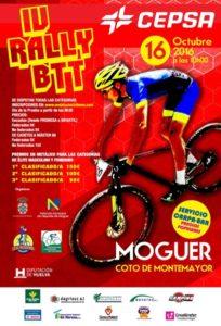 El Club Isleño MTB Fuerte y Flojo en el IV Rally Coto de Montemayor