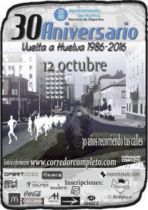 Todo a punto para 30ª edición de la Vuelta a Huelva