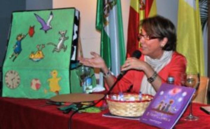 Se presenta en Isla Cristina el libro infantil de Clemen Esteban