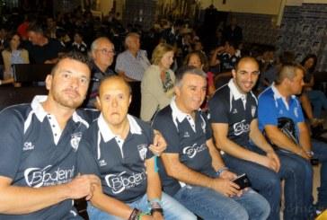 Ofrenda benéfica del Isla Cristina FC