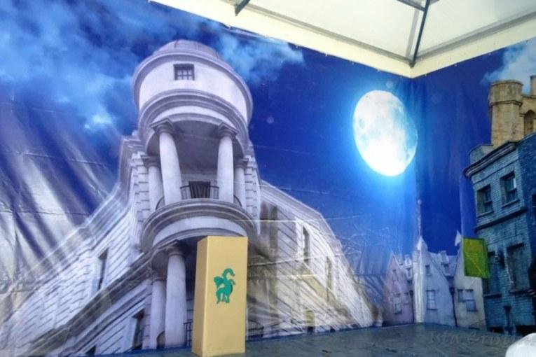 Imágenes reinauguración sede de la Asociación Cultural Carnavalera 'El Dragón'
