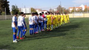Empate de la Punta Juvenil frente al Nervión (0-0)
