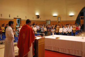 Isla Cristina homenajea a San Judas Tadeo el día de su onomástica