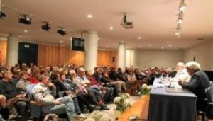 La asociación 'Iniciativa Huelva' aborda en mesa redonda este miércoles 'Las redes de transformación social'