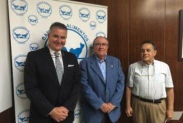 El Banco de Alimentos se suma a la Acción Solidaria de la Cámara de la Propiedad Urbana de Huelva