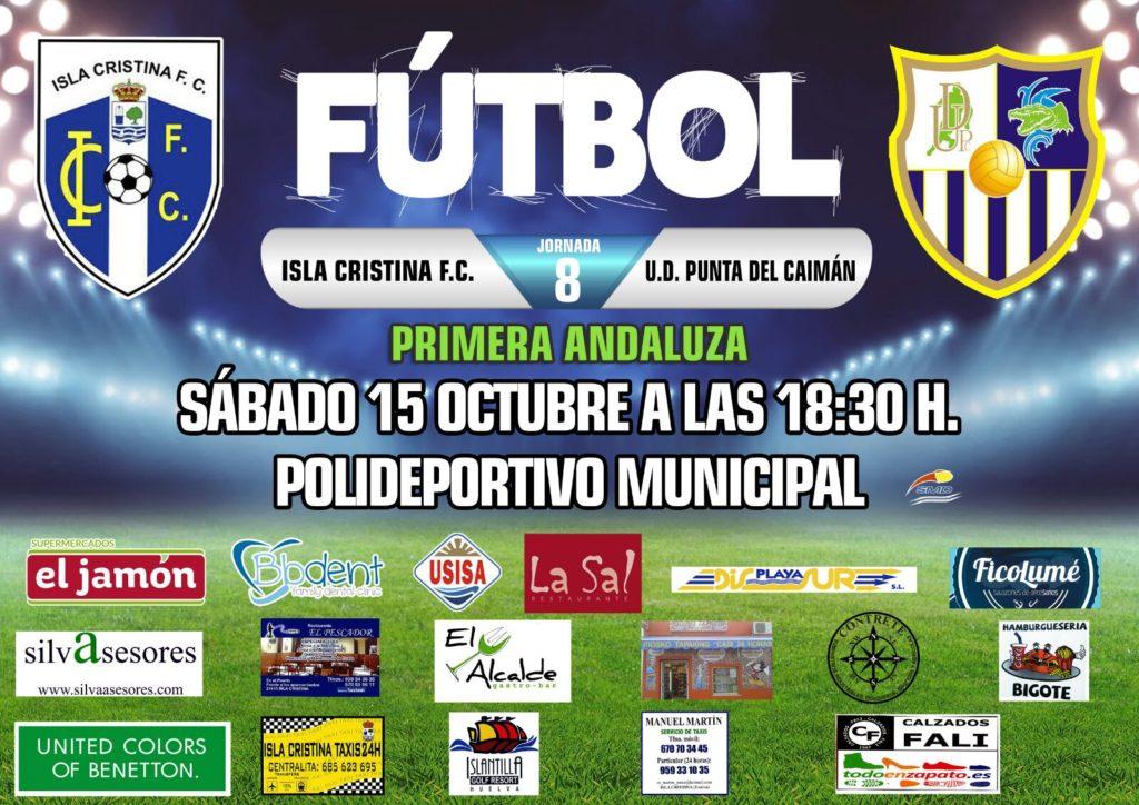 El derbi entre el Isla Cristina y Punta del Caimán, la fiesta del fútbol local