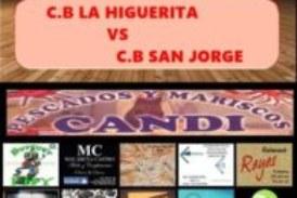 Debut del CB La Higuerita en Isla Cristina