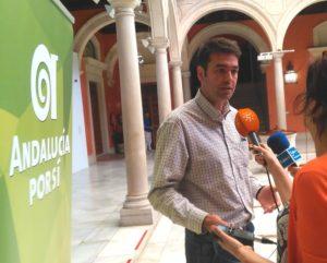 Andalucía por sí_ AxSí denuncia el abandono de Andalucía