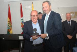 Galardonados con los Premios a la Cooperación Iberoamericana