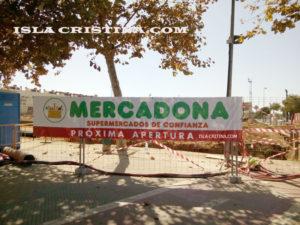 Iniciadas las obras de Mercadona en Isla Cristina