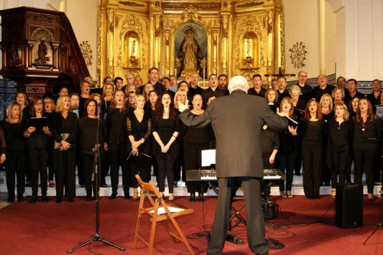 La Coral Polifonica de Isla Cristina actuará en el Centenario de la Coronación de la Virgen del Rocío