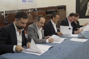Diputación destina 1,3 millones de euros a los municipios de la provincia para obras del PFEA