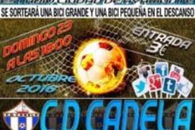 Gran expectación para el Derbi entre el CD Canela -VS- Isla Cristina FC