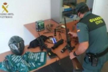 Catorce detenidos por la Guardia Civil de Huelva por delitos vinculados con furtivismo en la Sierra de Aracena y Picos de Aroche