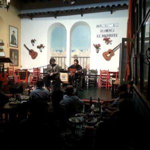 Fin de semana flamenco en Isla Cristina