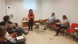 Junta organiza un taller de creación de contenidos digitales para pymes en Isla Cristina