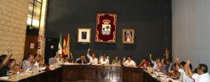 Nota de prensa tras el pleno ordinario del mes de septiembre celebrado en Isla Cristina