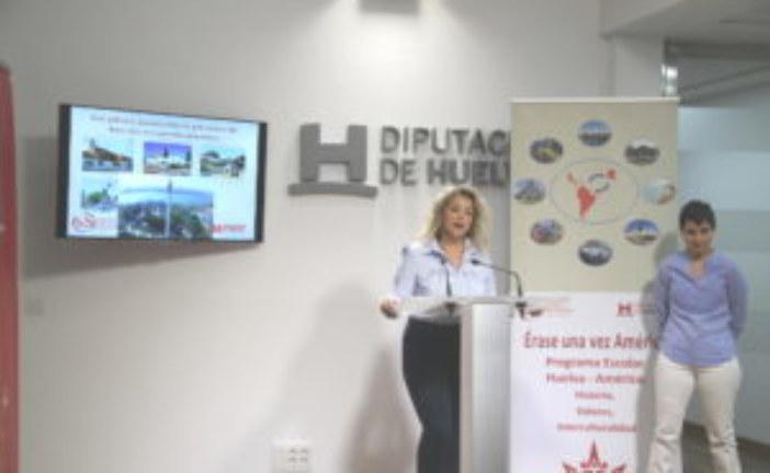 Los escolares de la provincia van a conocer la unión entre Huelva y América en su 525 Aniversario