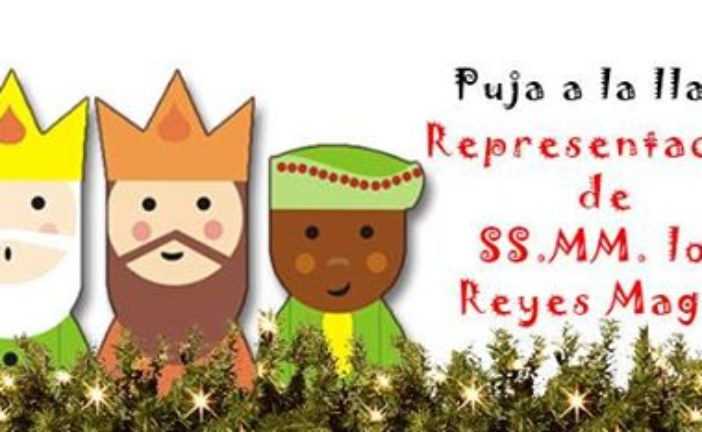 El viernes 18 de noviembre se celebra la puja para conocer los Reyes Magos de Isla Cristina