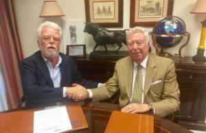 La Fundación Caja Rural del Sur respalda la labor de ASAJA Andalucía en Bruselas
